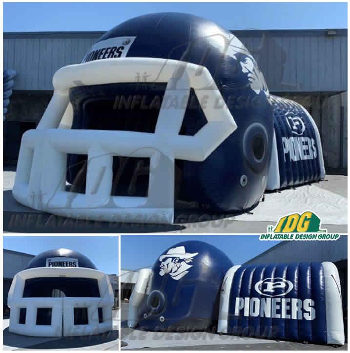 Inflatable-Helmet-Tunnel-Pinnacle-Football