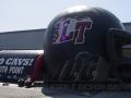 Lake Travis Custom Inflatable Football Helmet
