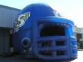 Stephenville Custom Inflatable Football Helmet