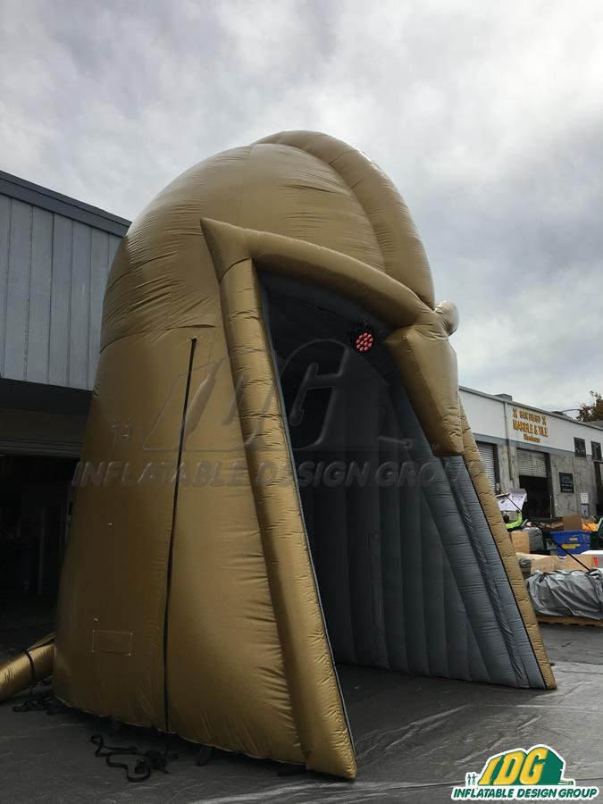 Vegas Golden Knights Custom Inflatable Entryway