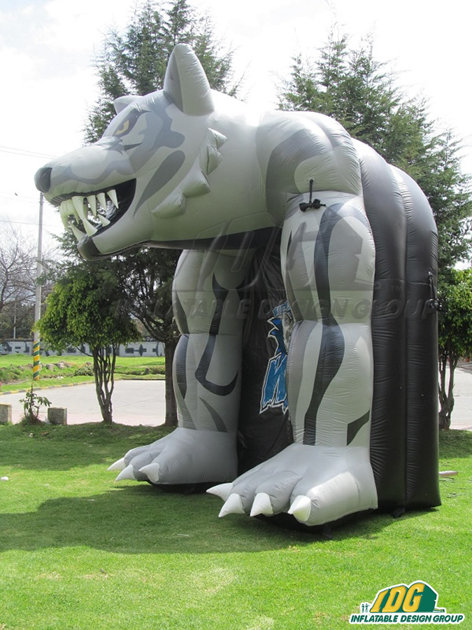 Wenatchee Wild Custom Inflatable Entryway