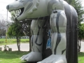 Wenatchee Wild Custom Inflatable Entryway