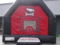 Charlotte Checkers Bounce House