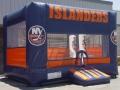 NY Islanders Hockey Bounce House