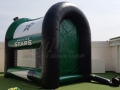 Dallas Stars Inflatable Rear View