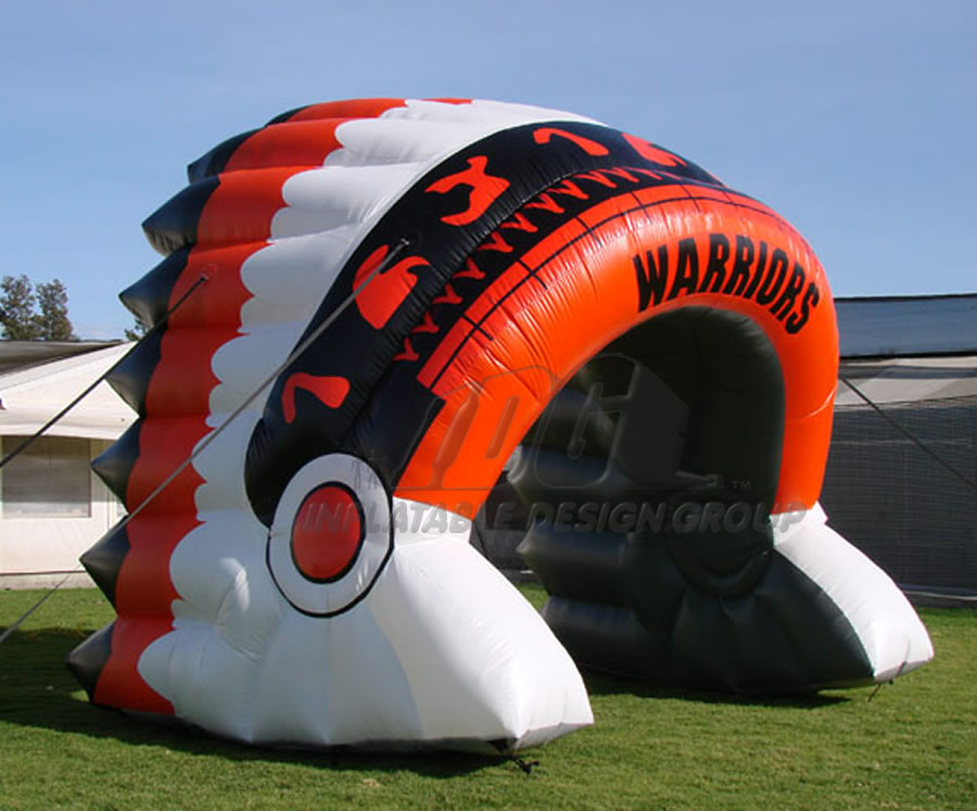 Inflatable Indian Index