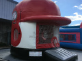 Altoona Curve Inflatable Helmet Bounce