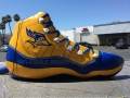 csu bakersfield custom inflatable free throw shoe