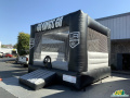 LA Kings Inflatable Hockey Bounce
