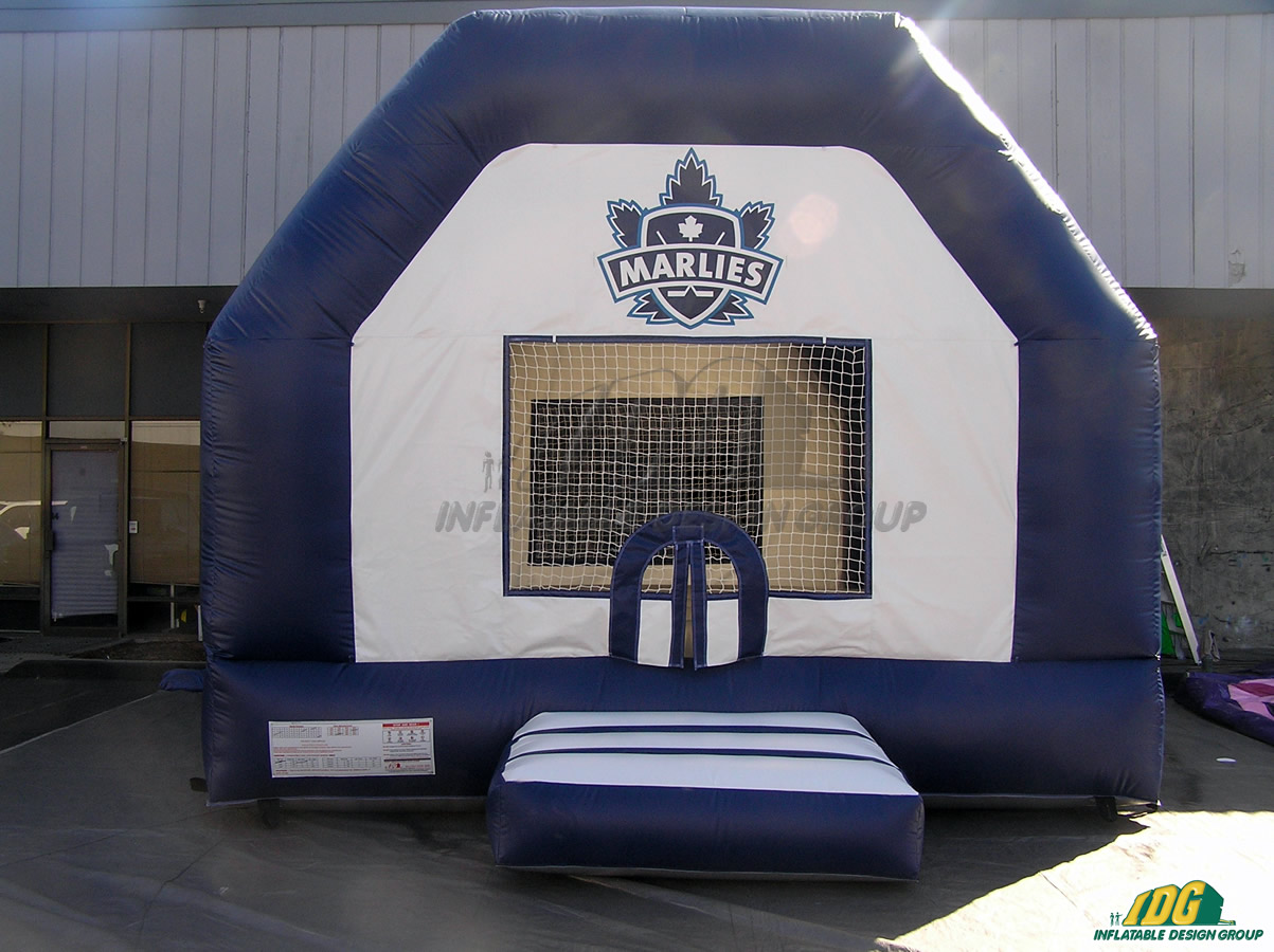 Toronto Marlies Inflatable Bouncer