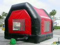 Charlotte Checkers Inflatable Bouncer