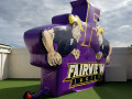 Fairview Aggies Custom Inflatable Logo