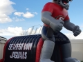 Segerstrom HS Custom Inflatable Jaguar