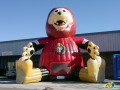Ottowa Senators Inflatable Belly Bouncer