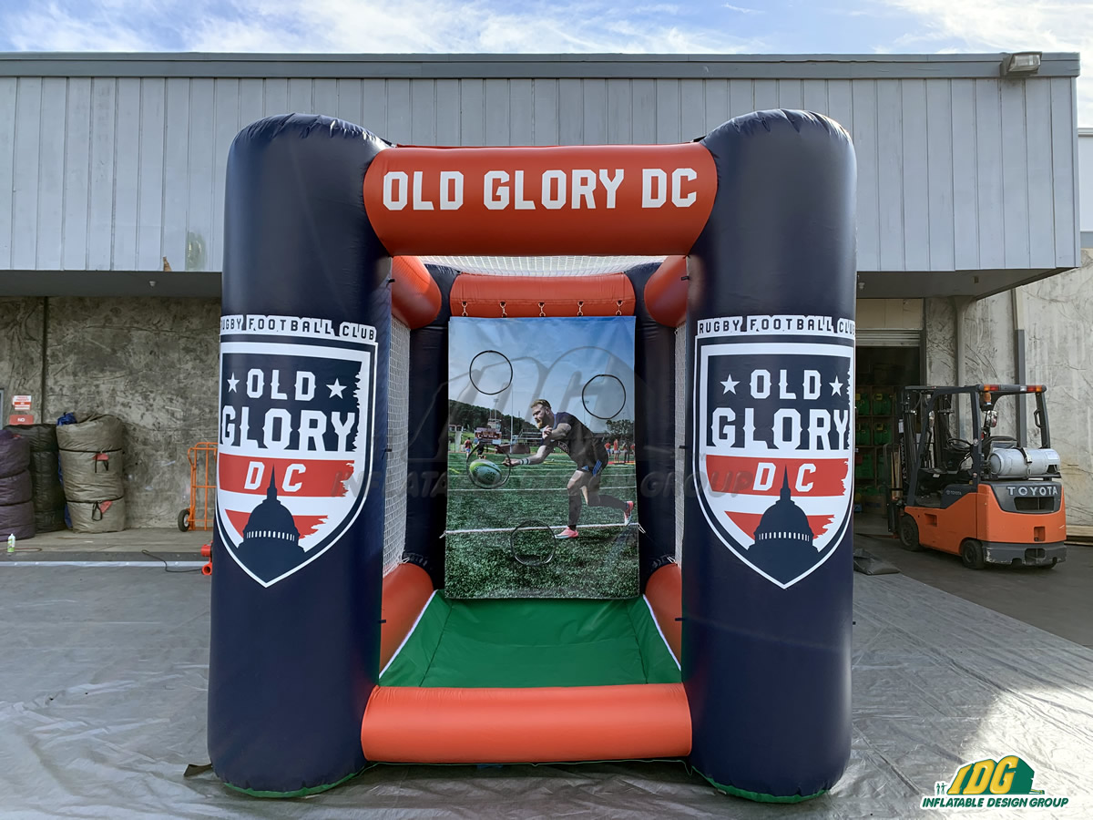 Old Glory DC Rugby Inflatable Flat Top