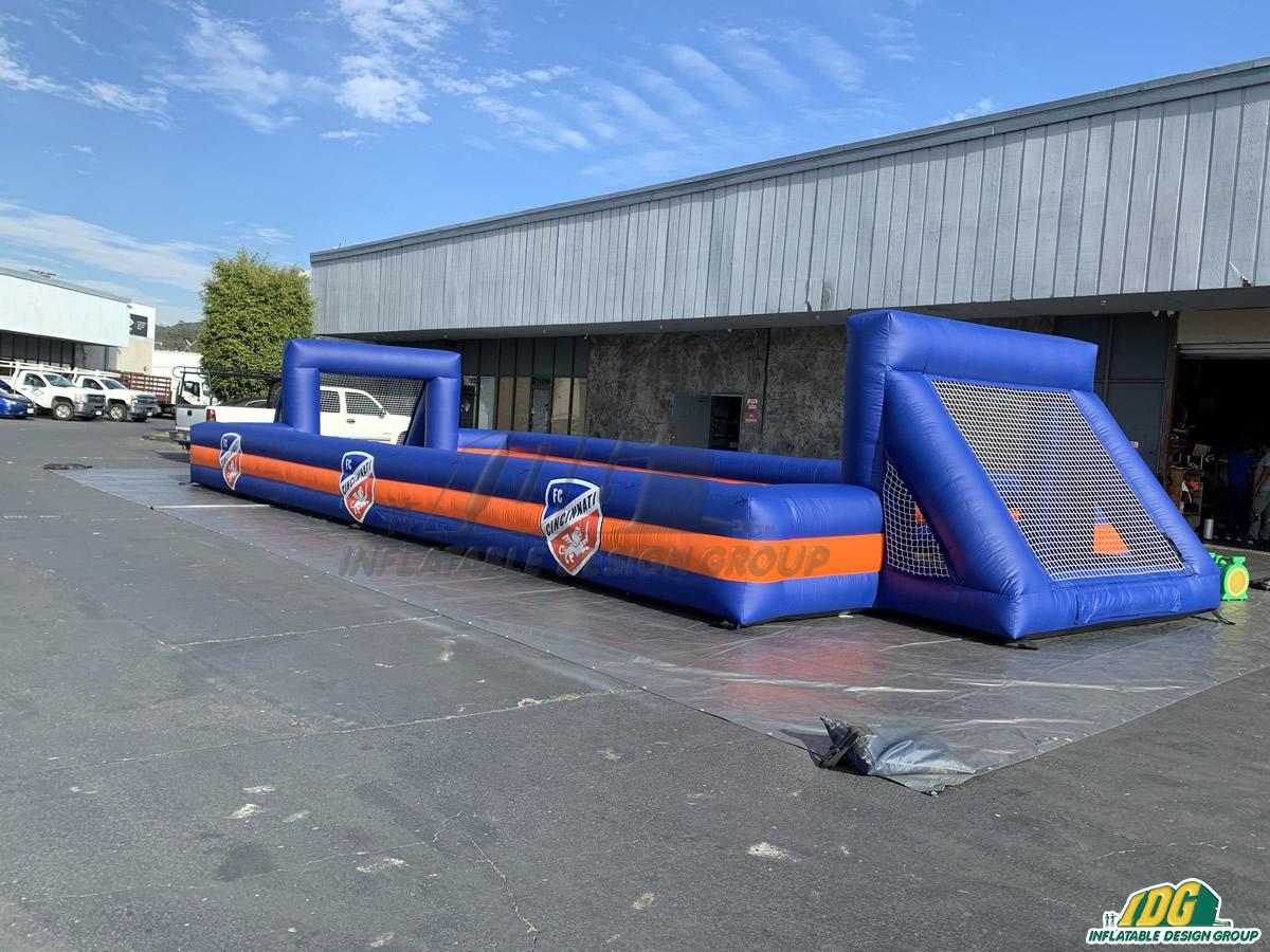 FC Cincinnati Inflatable Soccer Field