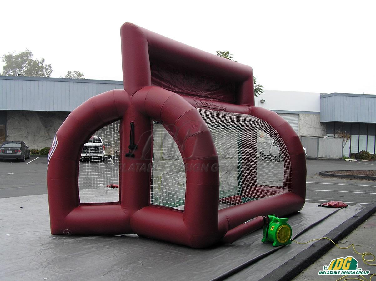 Colorado Rapids Inflatable Soccer Challenge