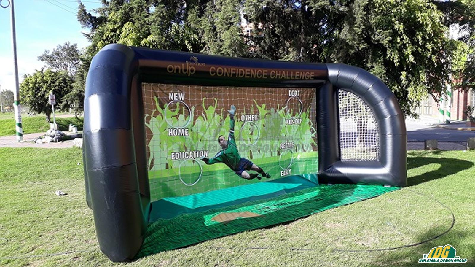 OnUp Inflatable Soccer Challenge