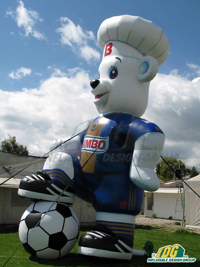 Philadelphia Union Inflatable Mascot