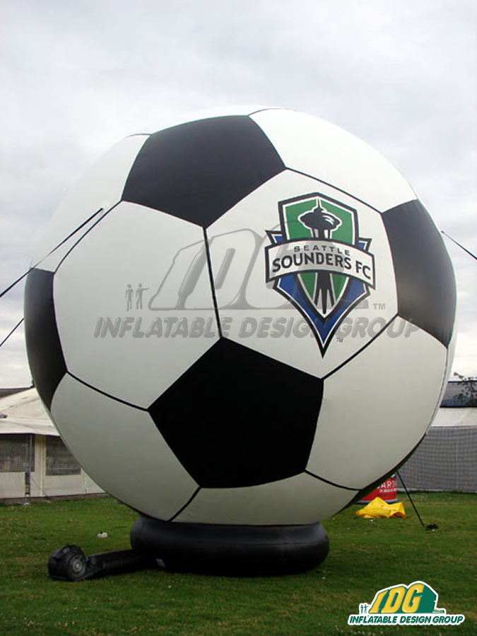 Seattle Sounders Inflatable Soccer Ball