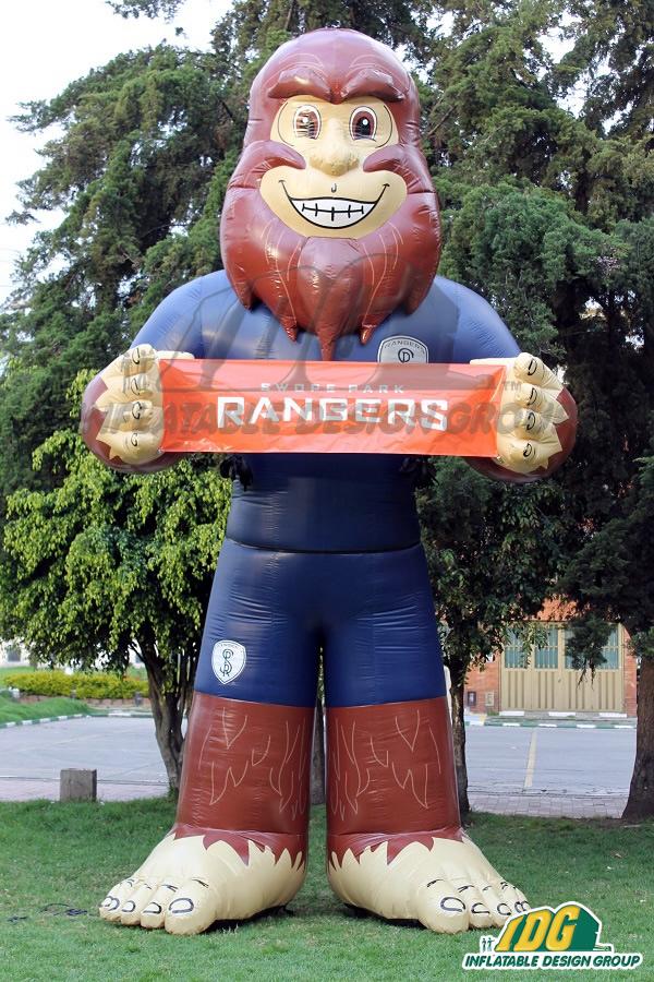 Swope Park Rangers Inflatable Mascot