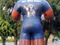 Swope Park Rangers Inflatable Mascot