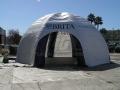 Inflatable Brita Tent