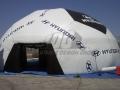 Inflatable Hyundai Tent