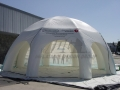 Inflatable Open Tent