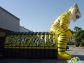 Inflatable Tiger Entryway