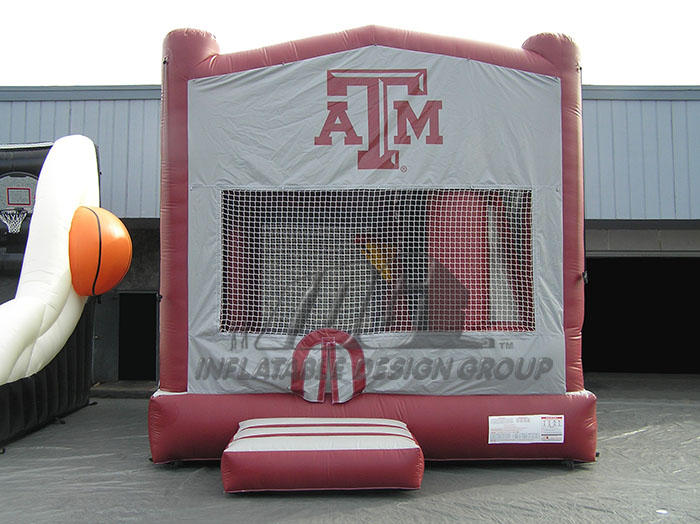 Texas A&M 4 in 1 Bouncer