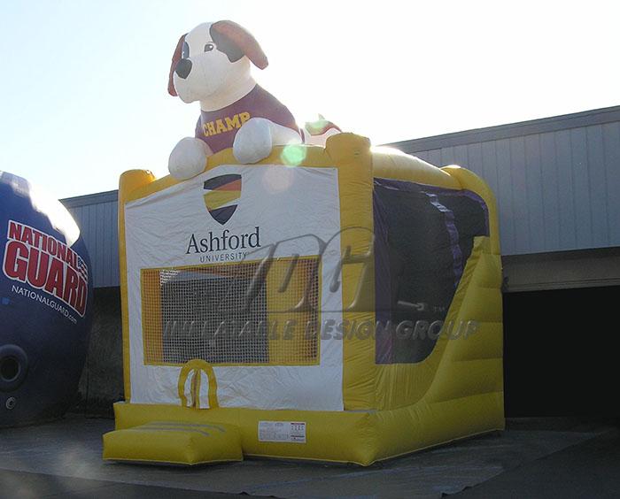 Ashford 4 in 1 Bouncer