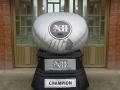 big twelve custom inflatable trophy