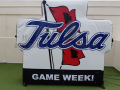 tulsa custom inflatable logo block