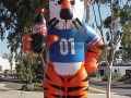 auburn custom inflatable tiger mascot