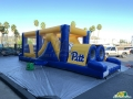 Pitt Custom Inflatable Obstacle Course