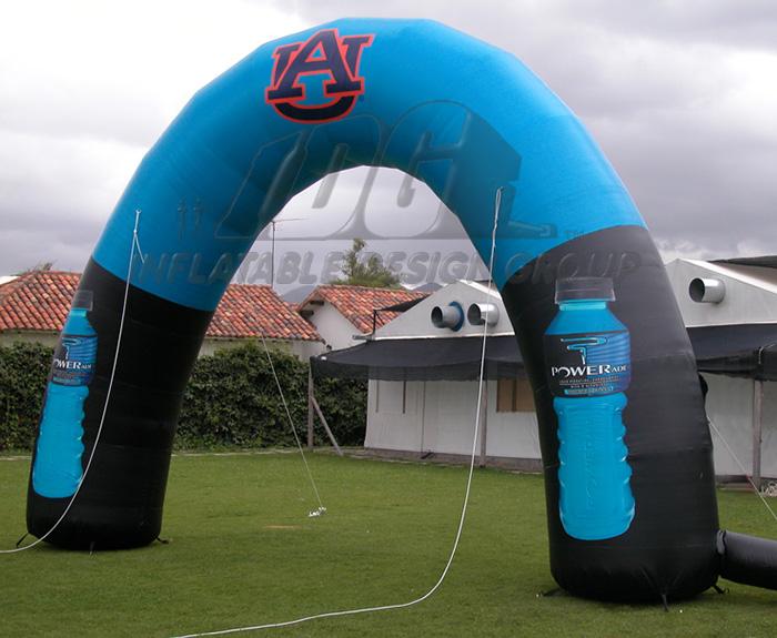Auburn Custom Inflatable Arch