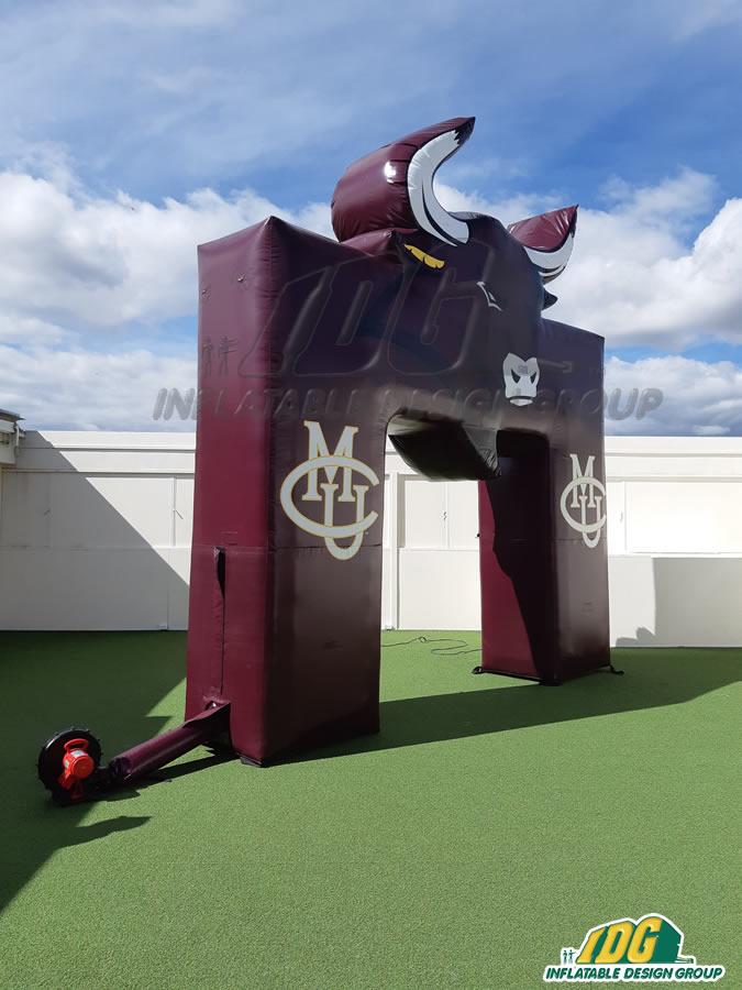 Colorado Mesa Custom Inflatable Arch