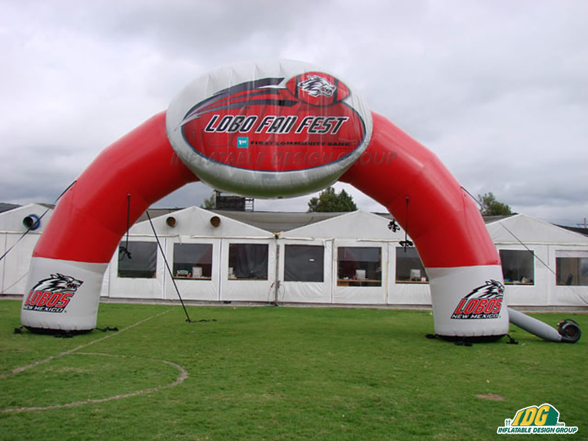 New Mexico Custom Inflatable Arch
