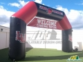 Lamar Custom Inflatable Arch