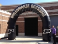 Purdue Custom Inflatable Arch