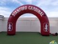 Stanford Custom Inflatable Arch