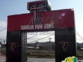 Texas Tech Custom Inflatable Arch