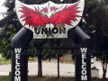 Union County Custom Inflatable Arch
