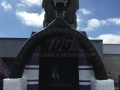 Inflatable Northwestern Wildcat Mascot