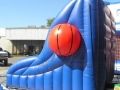 kentucky custom inflatable free throw contest
