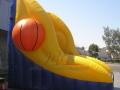 sjsu custom inflatable free throw contest