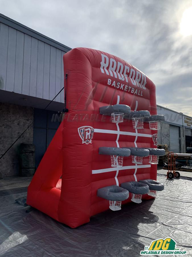 Radford University Inflatable Tic Tac Toe