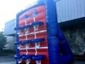 UMass Inflatable Tic Tac Toe