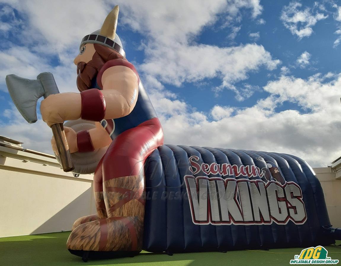 Seaman HS Custom Inflatable Viking